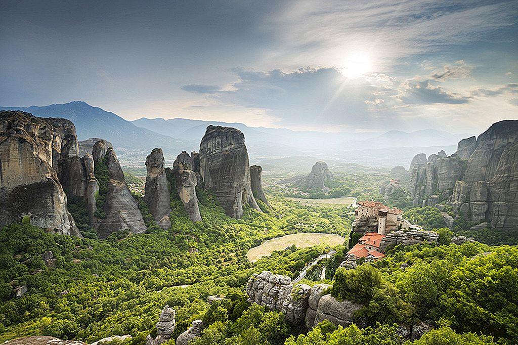 Gå på denne måten: å utforske Hellas mindre kjente nord