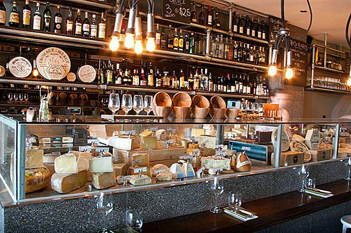 オーストラリアで最高の食べ物体験:チーズトレイル