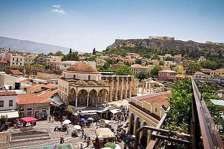 นอกเหนือจาก Acropolis: คู่มือในละแวกเอเธนส์