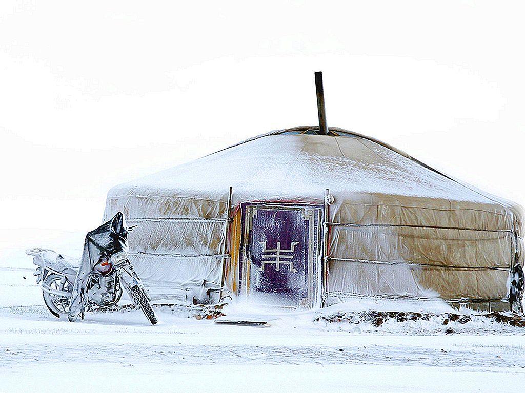 Iarna pe stepă: vizitarea Mongoliei în sezonul de joi - Lonely Planet