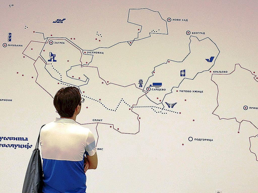 Museum-hopping in Belgrade: สถานที่ที่คุณต้องการแก้ไขวัฒนธรรมของคุณ