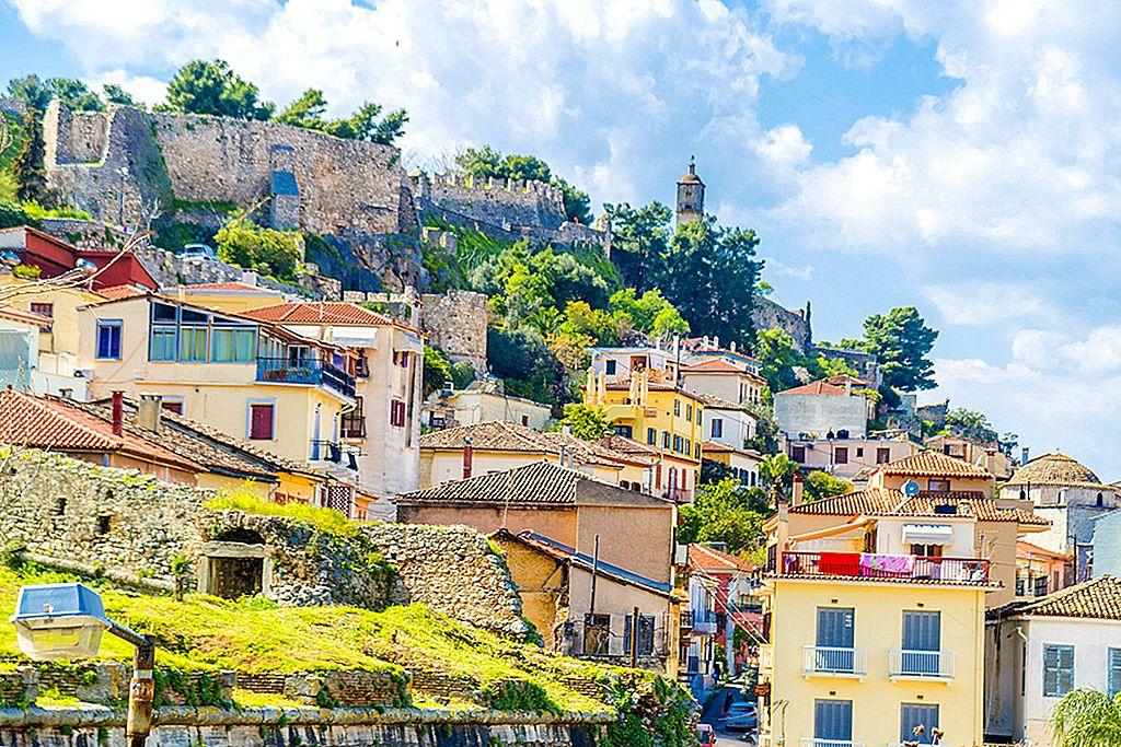 เล่นใน Peloponnese: ประสบการณ์ 10 อันดับแรก