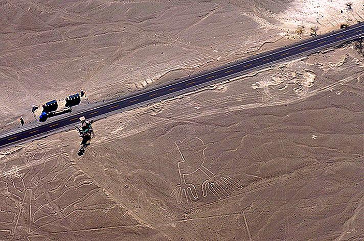ทะเลทรายเต็มไปด้วยความลึกลับ: เส้น Nazca และอื่น ๆ