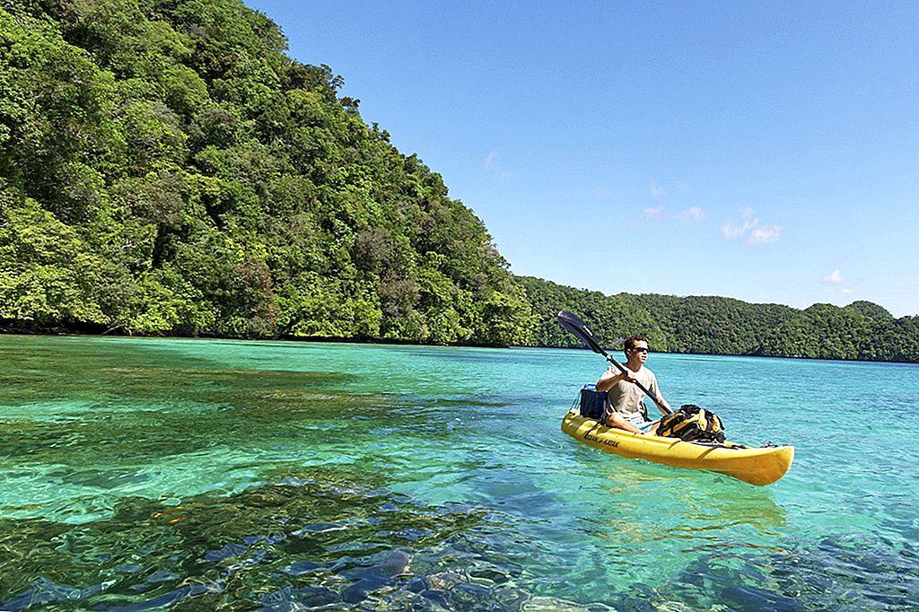 Explorând Palau: ce să faci când nu scufunzi