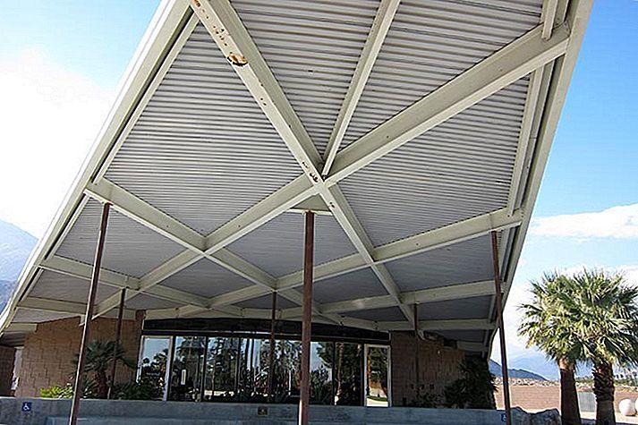 Swingin 'în Palm Springs: 10 moduri de a călători în timp într-o mecca modernistă