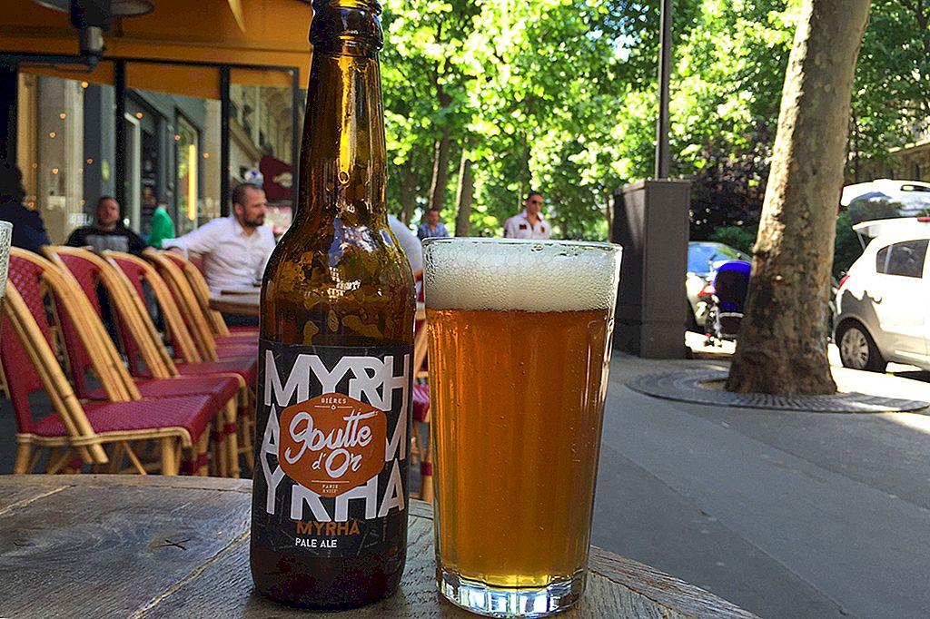 Bière de garde: คู่มือเดินทางไปยังเบียร์ในประเทศฝรั่งเศส