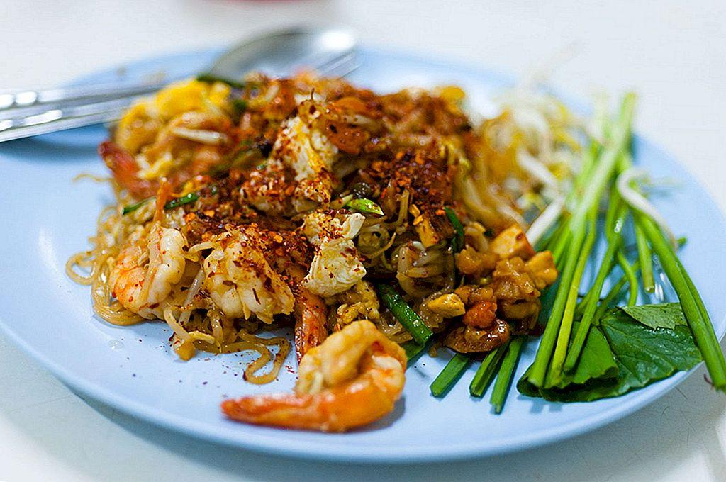 Topp 12 må-prøve Bangkok retter - Lonely Planet