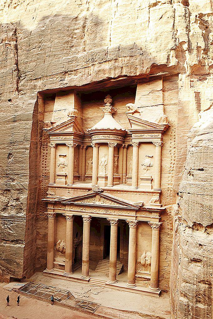 En flott tur til verdens mest fantastiske arkitektur - Lonely Planet