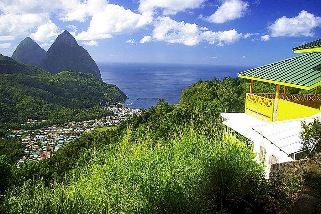 Pitons and beyond: การผจญภัยกลางแจ้งชั้นนำของ St Lucia