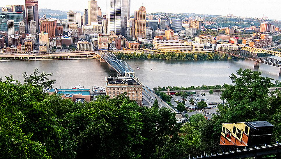 48 de ore în Pittsburgh, Pennsylvania