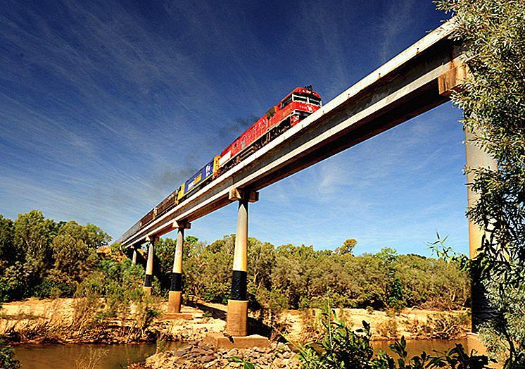 Topp 5 unmissable reiser med jernbane