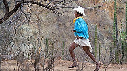 Tribal Easter: Rarámuri Semana Santa