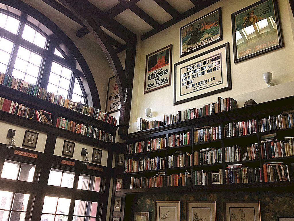 ブックシェフ:シカゴの文学授業用ホール10個