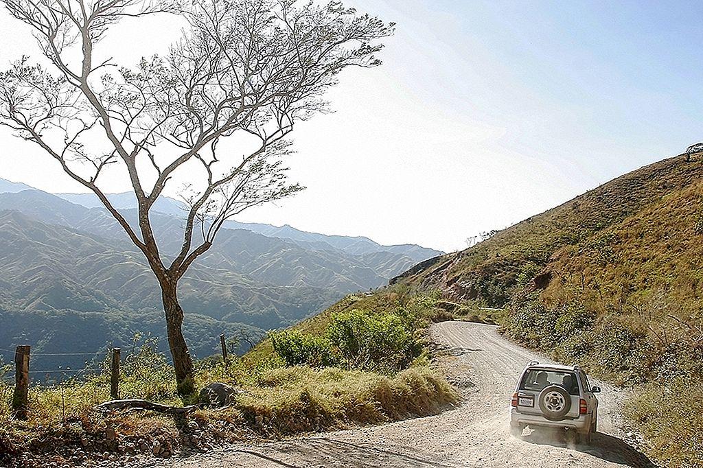 Cele cinci excursii rutiere în Costa Rica