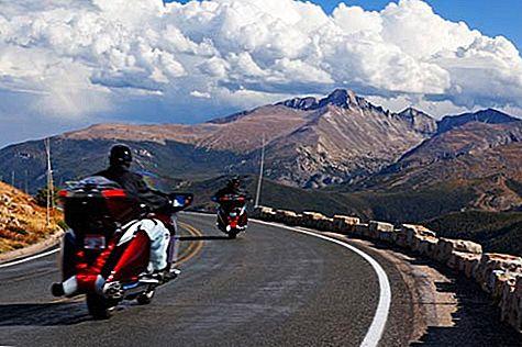 Enkel ridning: å utforske USA med motorsykkel