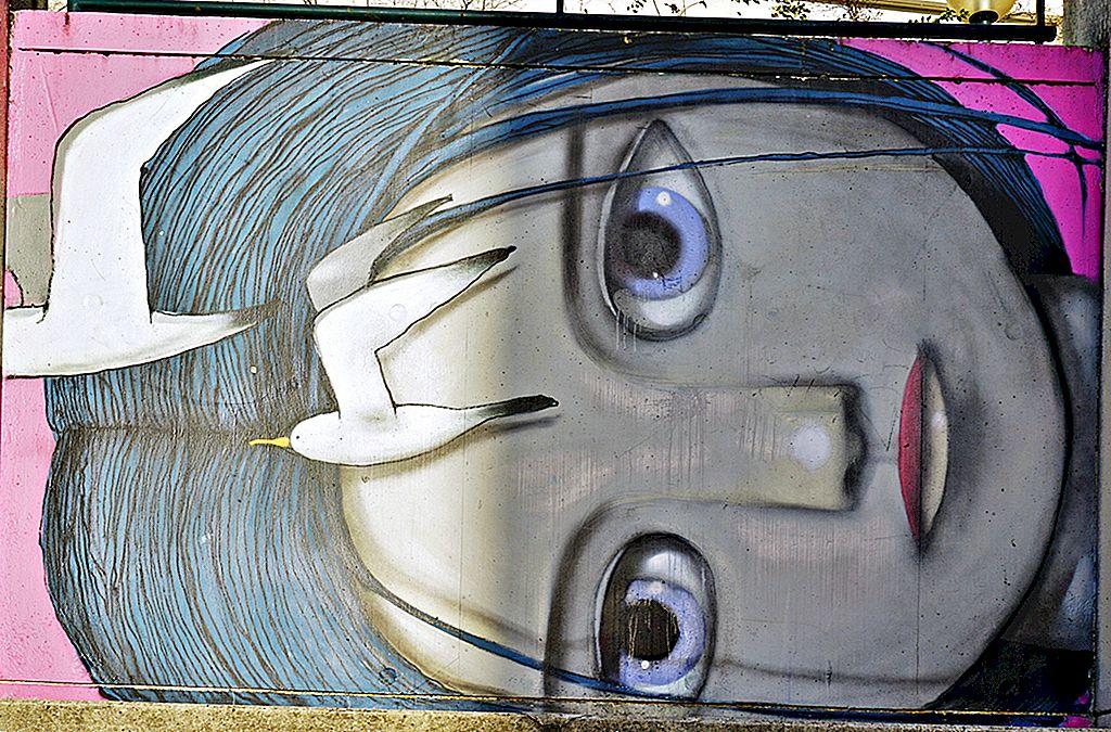 ストリートアート、街の景色、コーヒー、市場:ベルヴィル、パリのヒップ北東地区を探索する