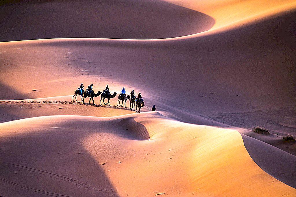 Desert de vise: cum să experimentezi Sahara - Lonely Planet