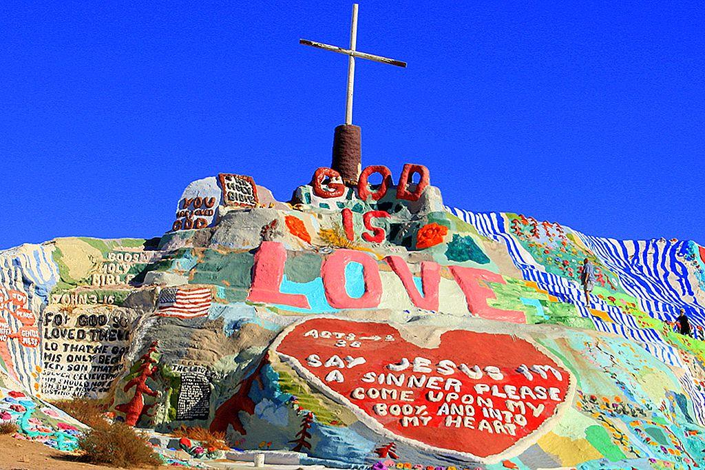 Coachella - Lonely Planetへの道のりで、すごく奇妙なピットストップ