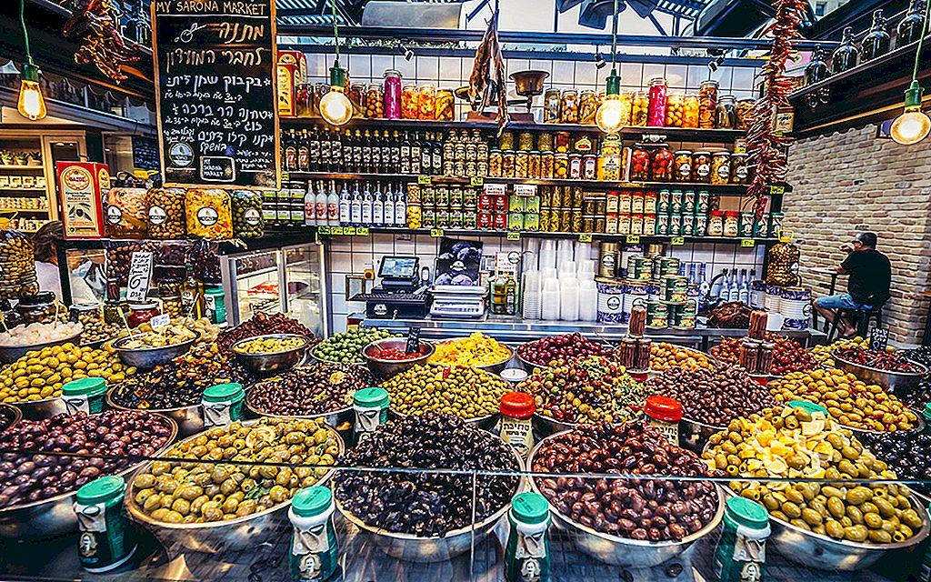 Tel A-vegan: găsirea celei mai bune hrană fără animale în Tel Aviv - Lonely Planet