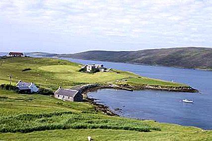 Shetland strălucește ca cel mai bun 2011 în turism