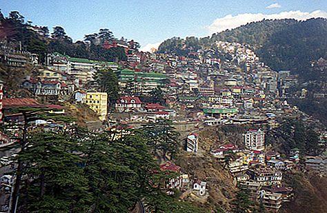 インドの丘陵地帯:21世紀の挑戦へ