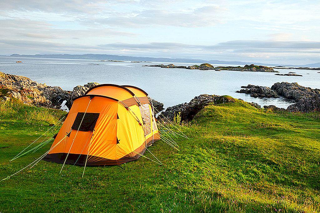 Cele mai bune campinguri din Marea Britanie