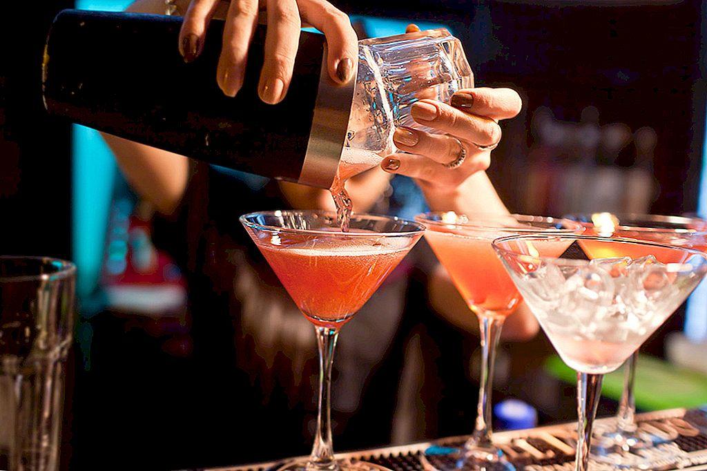 Ti gode shakes: beste barer i Jakarta for kreative cocktailer