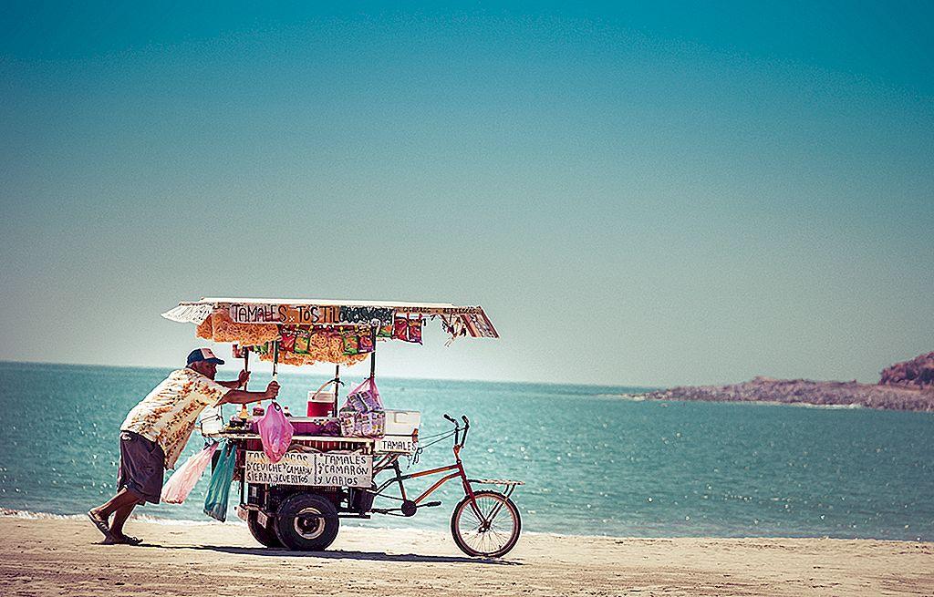 Baja street spiser som ikke kan slå