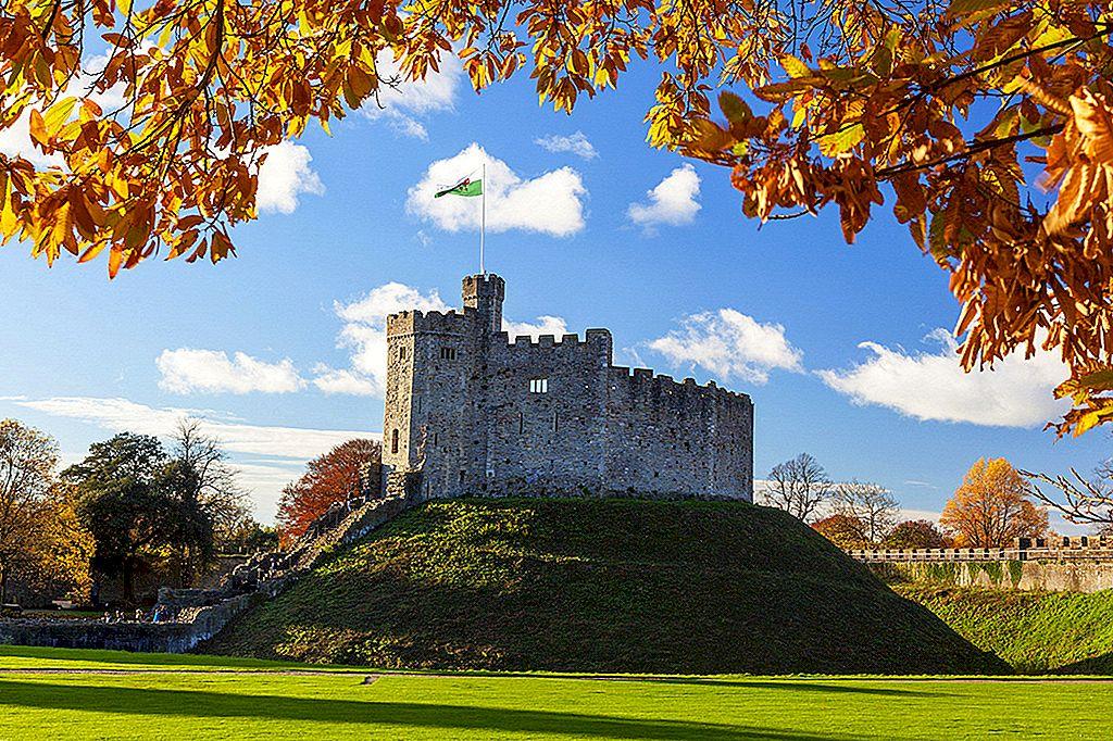 Slik bor du som en lokal i Wales 'hovedstad Cardiff - Lonely Planet