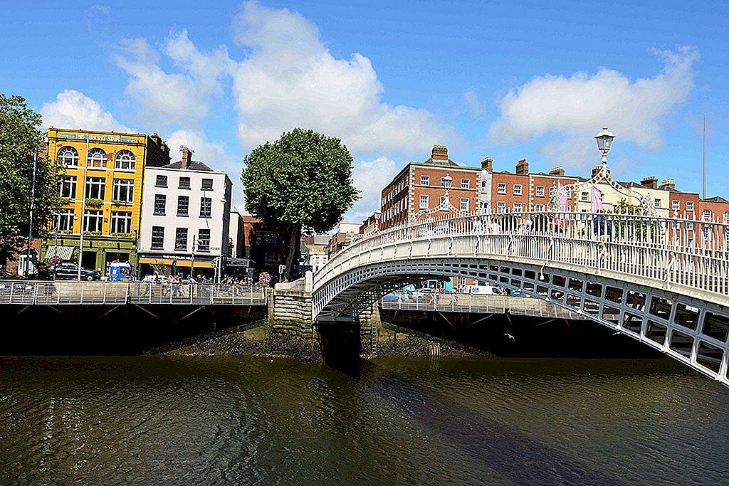 Prima dată Dublin: descoperă cele mai bune din Fair City din Irlanda