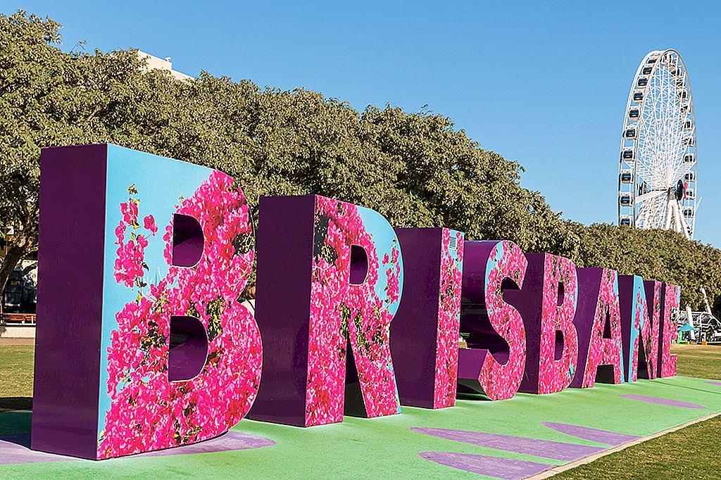 สิ่งที่ดีที่สุดที่จะทำใน Brisbane Australia ~ Lonely Planet