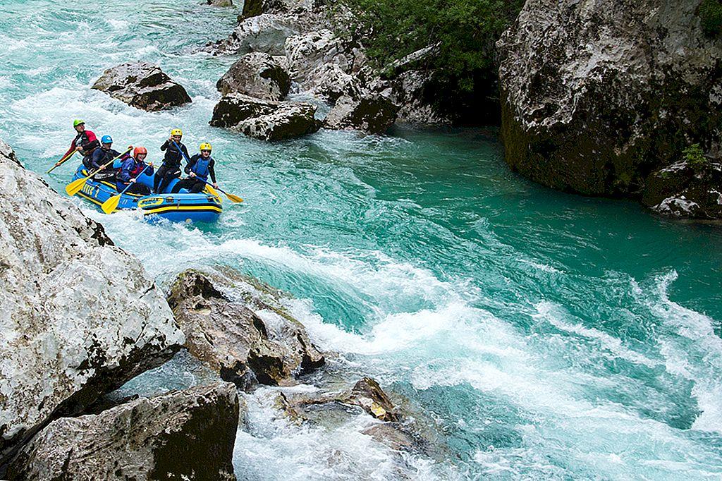 Slovenia: terenul de joacă pentru aventuri în aer liber al Europei