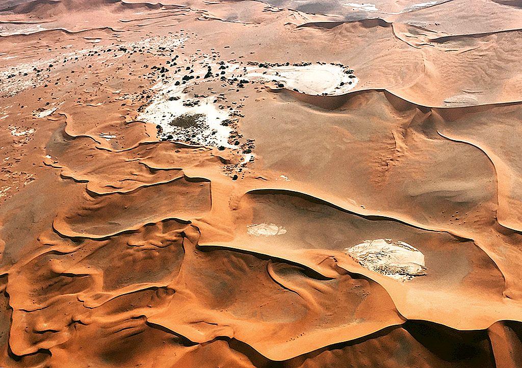 Få mest mulig ut av Namibias største naturopplevelse: Namib-Naukluft National Park