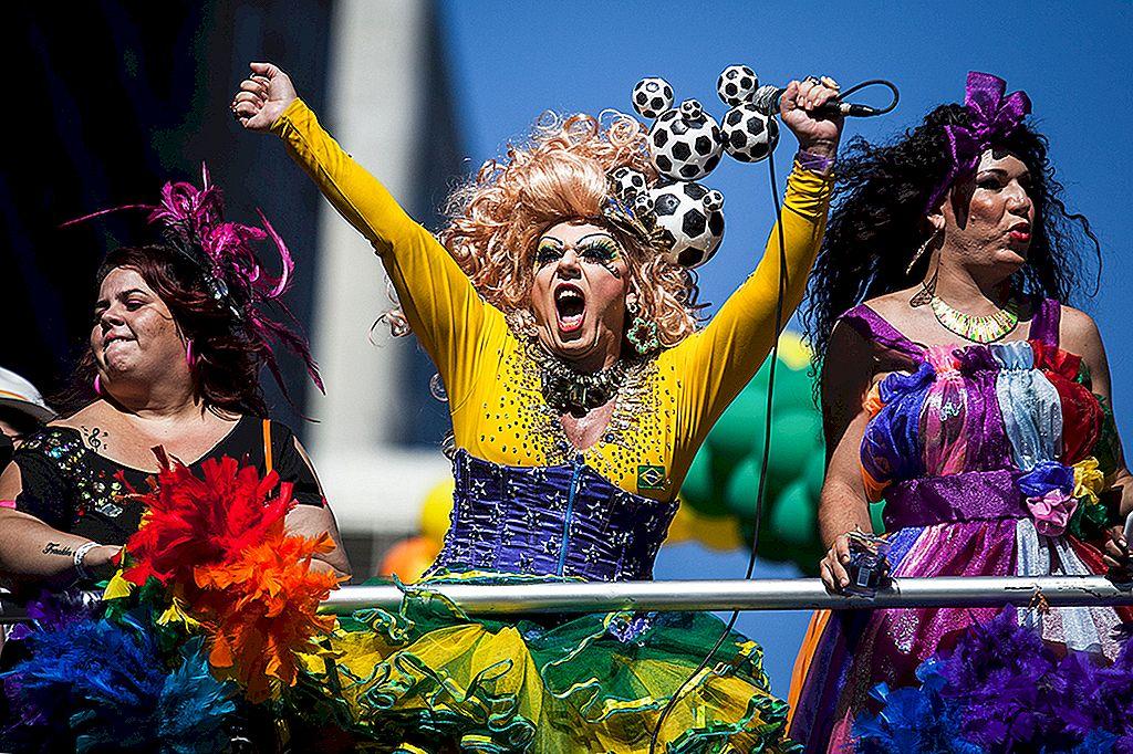 America de Sud cele mai bune parade Pride - Lonely Planet