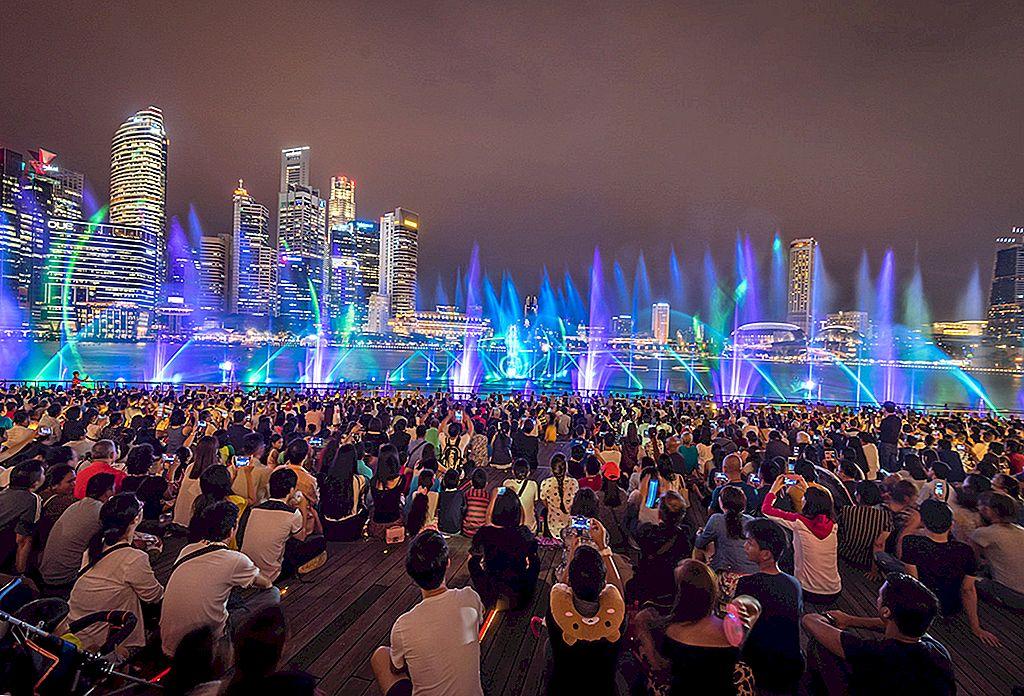 วันแห่งความสมบูรณ์แบบในสิงคโปร์: กำหนดการเดินทางวันเดียวกับ Lonely Planet