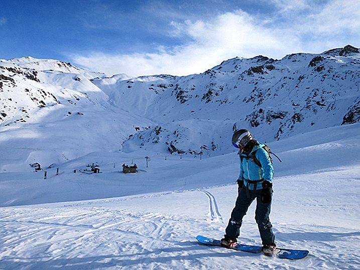 Backcountry grunnleggende: å gå off-piste i Alpene