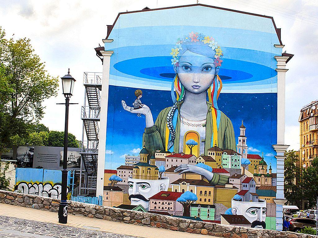 วิธีการใช้ชีวิตแบบท้องถิ่นใน Kyiv