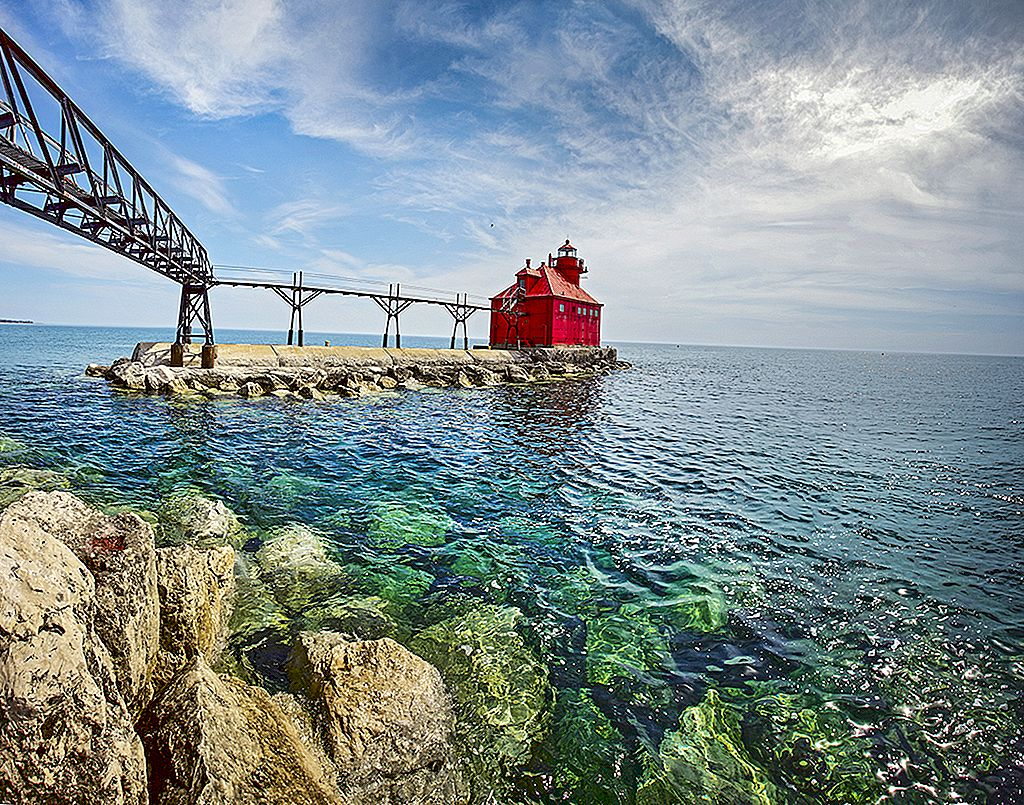 Introduserer Door County, Cape Cod of the Great Lakes - Lonely Planet