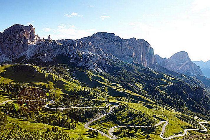 Ti måter å tilbringe sommeren i Italia