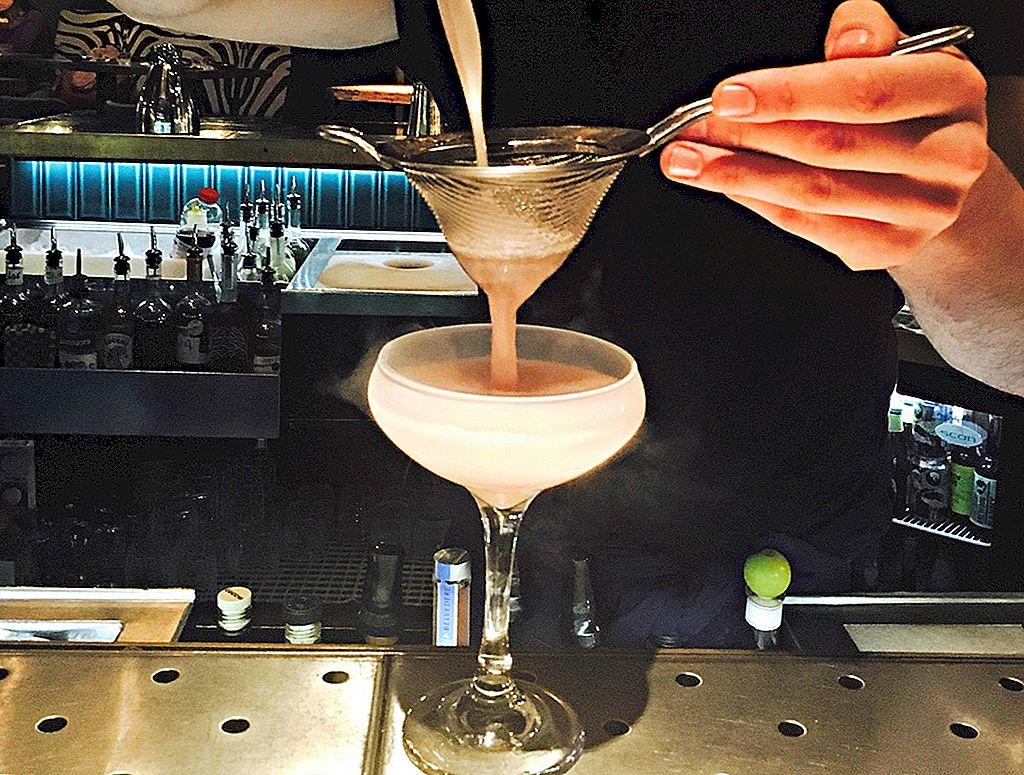 Foruroligende: de 10 beste cocktailbarene i Rotterdam