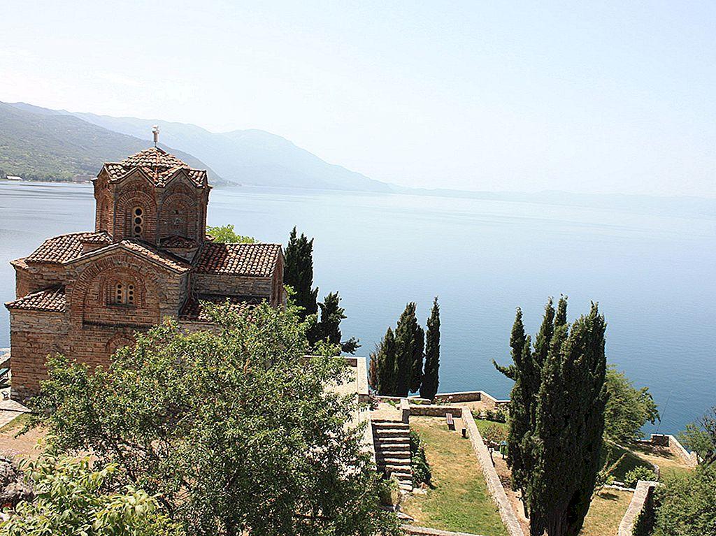 วันหยุดสุดสัปดาห์ที่สมบูรณ์แบบที่ Lake Ohrid