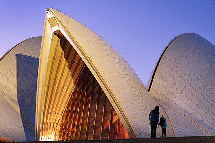 Cele mai bune 10 destinații familiale din Australia
