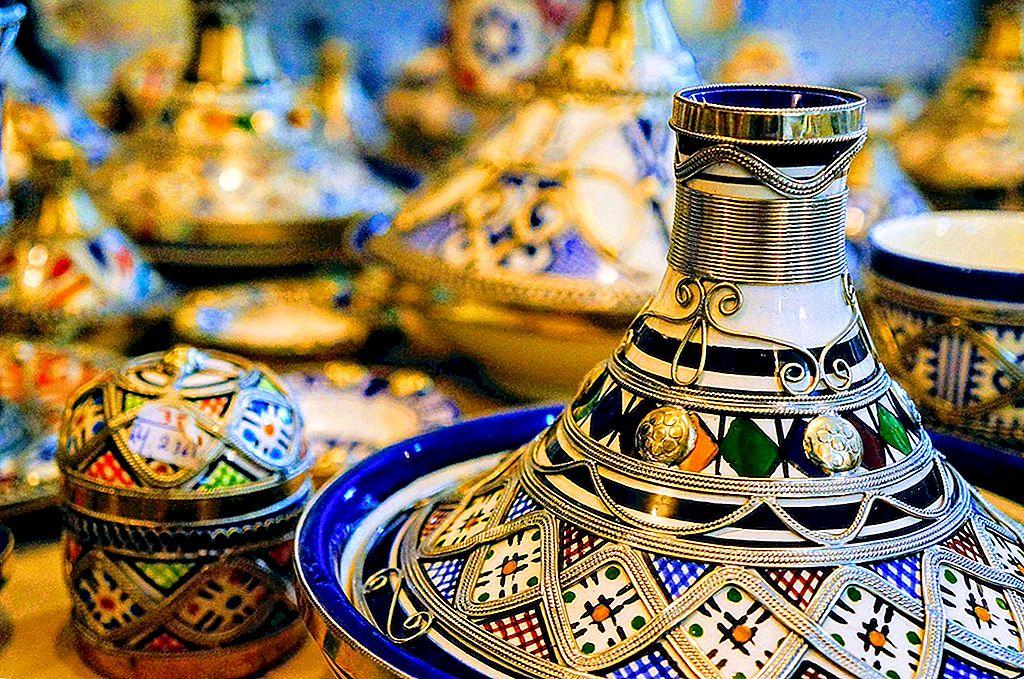En foodie guide til munching deg gjennom Marokko - Lonely Planet