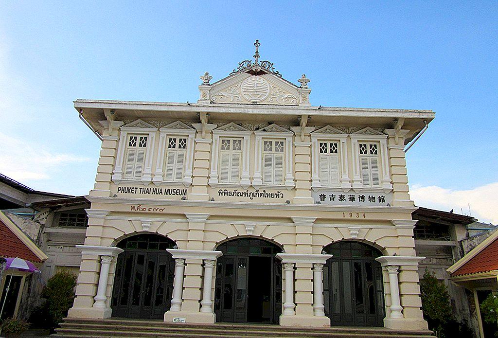 สำรวจเมืองภูเก็ต: เมืองหลวงทางวัฒนธรรมของเกาะท่องเที่ยวไทย