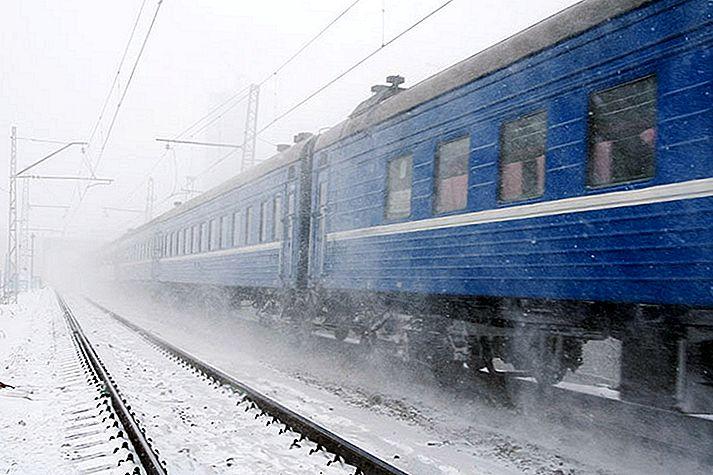 少ない電車:シベリアのBAMに乗る - Lonely Planet