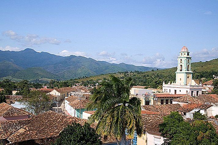 Topp 10 ting å gjøre i Trinidad, Cuba