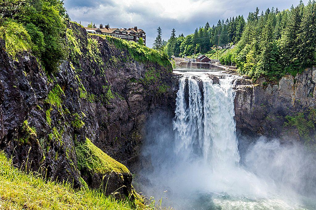 Bine ați venit la Twin Peaks: un ghid pentru locațiile clasicului cult