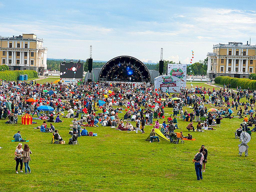 Un ghid pentru festivalurile de vară de la Moscova - Lonely Planet