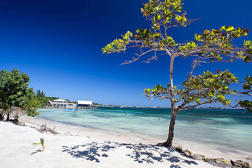 Honduras 'Insulele Bay: un paradis relaxat, neobișnuit în Caraibe