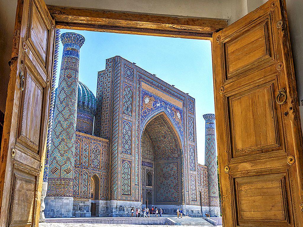 ทำไมต้องถึงเวลาที่จะไปเยือน Uzbekistan - Lonely Planet
